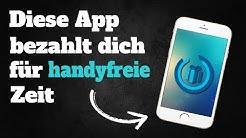Diese App bezahlt dich für handyfreie Zeit 📱💰