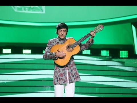 Javier Cantero imita
