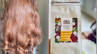 Травяная маска Совершенство волос Indibird Укрепление рост и уплотнение волос