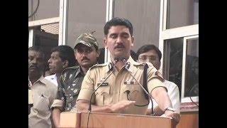 Vishwas Nangre patil IPS Speech Marathwada univarsity Parbhani ,Maharashtra for UPSC & MPSC