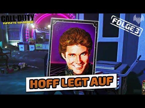 Hoff legt auf - Call of Duty: Infinite Warfare Zombies - Deutsch German - Dhalucard thumbnail