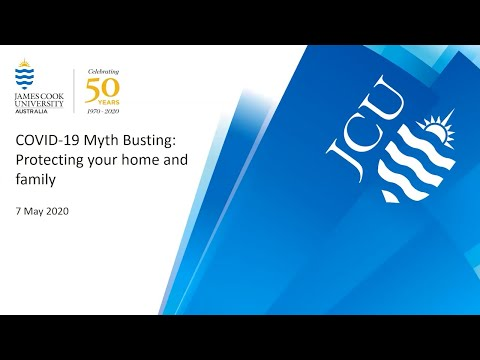 COVID19 Myth Busting: Protecting your home and family