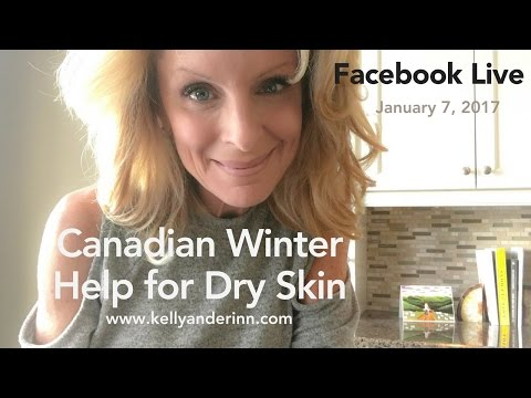 LIVE! with Kelly and Erinn - Do You Have Dry Winter Skin?