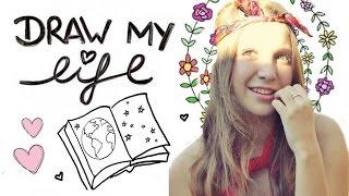 DRAW MY LIFE ❥ | Brenda Sander