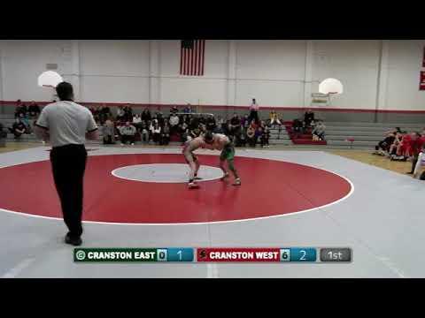 Cranston City Cup -  Cranston East vs Cranston West Wrestling (2019-01-23)