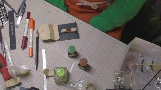 【カーモデルを作ろう】アオシマ1/24クラウン作るよ その1【雑談】
