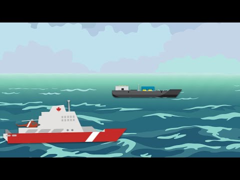 Marine Safety 101: What Happen When A Ship Spills Oil In Canadian Waters