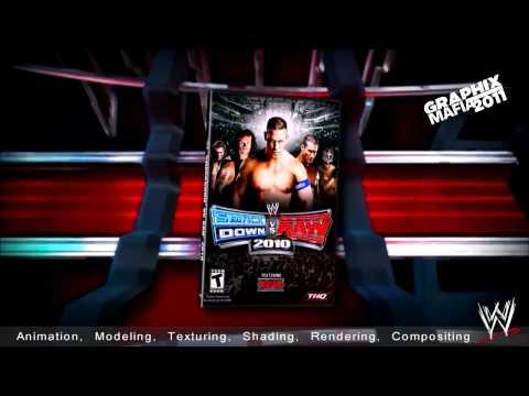 Kevin Gironda - Present GRAPHIX MAFIA 2011 WWE Graphics Promo