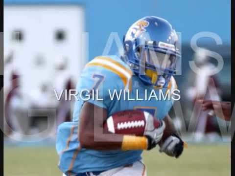College Football Performance Awards - Virgil Williams Interview & Highlights