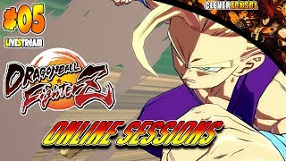 Dragon Ball FighterZ   LIVE STREAM   Online Sessions #05