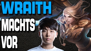 Korean Kayle Support | Wraith machts vor [Analyse/Guide]