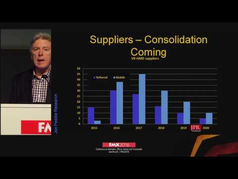 FMX 2016 - The Present and Future of Virtual Reality