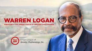 Urban League Tribute for Warren Logan