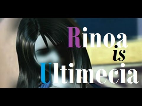 It's Conspiracy time! RINOA IS ULTIMECIA