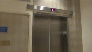 2014: Dynasty Elevators - Circus Circus Deluxe Tower - Reno, Nevada