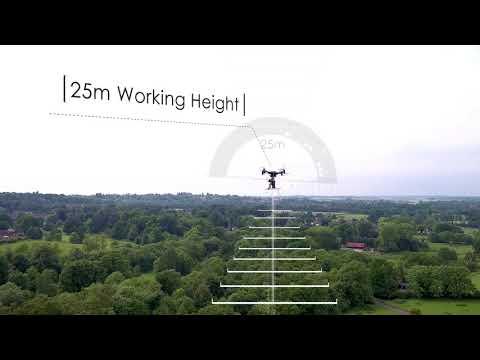 UAV drone surveying services - Plowman Craven