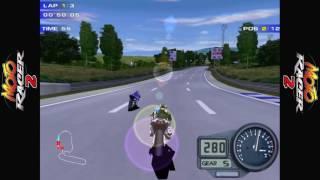 Moto Racer 2 PC - Custom Championship 07 Test Track