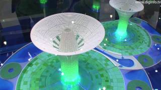 GREEN FLOAT - a Floating City in the Sky : DigInfo
