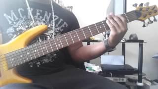 Rihanna - work ft drake bass cover ...
