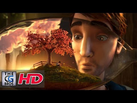 "CGI Animated Shorts HD: ""The Alchemist's Letter"" - by Pixel Veil Productions"