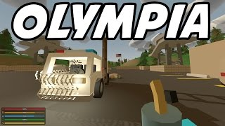 "UNTURNED - E23 ""Olympia Military Base!"" (WASHINGTON Role-Playthrough 1080p)"