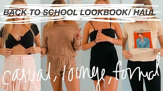 Back to School TRY ON Lookbook Haul: Princess Polly