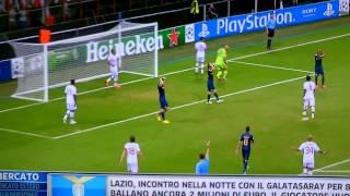 MILAN - PSV  3 - 0 - SINTESI SKY HD