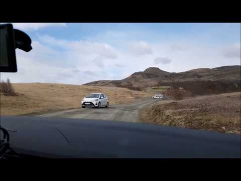 Driving in Iceland (Phone) [720p]