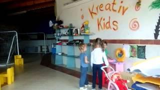 Детский клуб на отрове крит отель эри бич.(, 2013-11-03T20:06:35.000Z)