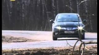 Тест-драйв - Honda Civic vs. VW Golf V
