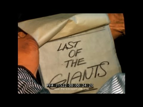 UNION PACIFIC RAILROAD BIG BOY STEAM LOCOMOTIVE FILM  71522