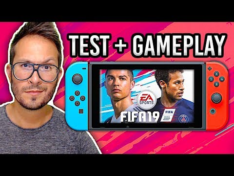 Mon TEST de FIFA 19 : Remontada ou Relégation ? NINTENDO SWITCH