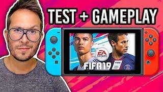 Mon TEST de FIFA 19 : Remontada ou Relégation ? NINTENDO SWITCH