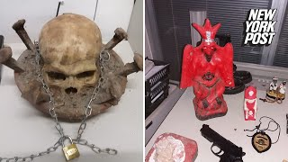 Satanic serial killers arrested for performing human sacrifices