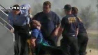 JetBlue Pilot Video Reveals Clayton Osbon's Apparent 'Panic Attack' Mid-Flight; Passengers Subdue