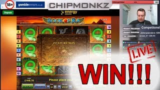 Chipmonkz Stream Casino Online - Record WIN 126 000 Euro