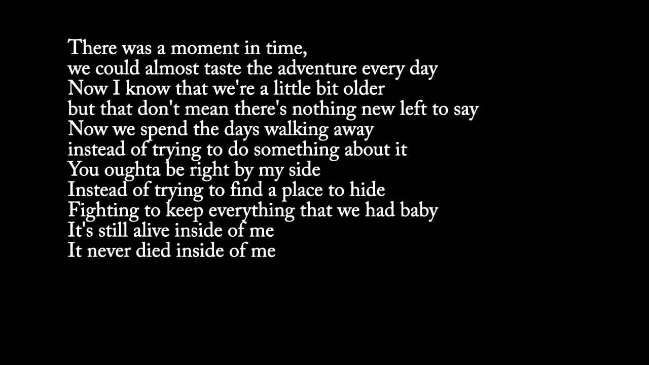 Christina Perri - Jar Of Hearts Lyrics | MetroLyrics