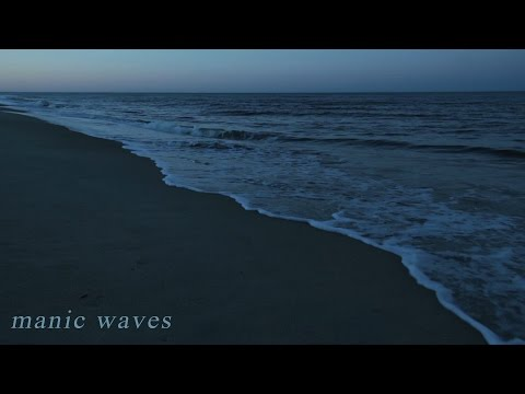 MANIC WAVES - A Sound Art Piece By Charlie Knott
