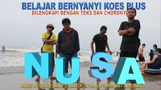 NUSA KOES PLUS COVER BY BPLUS BAND