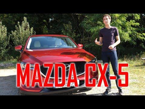 MAZDA CX-5 - Jinba Ittai cu șa confortabilă - Cavaleria.ro