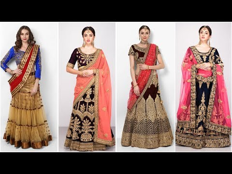 Indian Designer Party Wear Lehenga Choli