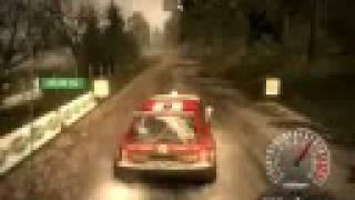 Colin McRae DiRT PC Game Play