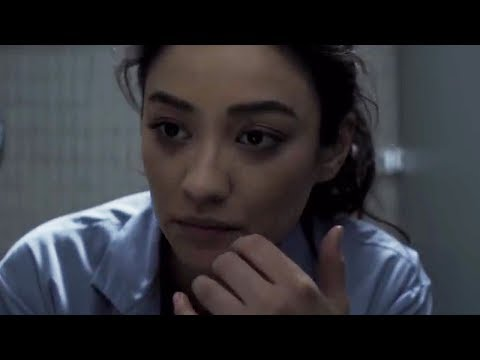 Shay Mitchell Stars in First Trailer for CHILLING 'Possession of Hannah Grace'