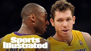 Kobe Bryant Destroyed Luke Walton For Smelling Like Booze | SI Wire | Sports Illustrated