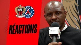 VIDEO: Les réactions après Nice-Paris (1-4)