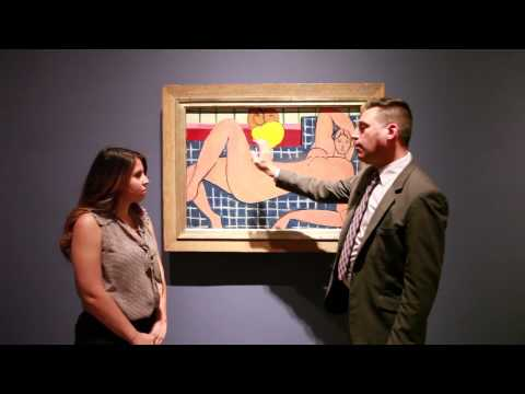 Art This Week-At the San Antonio Museum of Art-Matisse: Life in Color-Dr. William Rudolph Interview