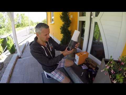 Steinel Cam Light Kamera Leuchte Montage Anleitung Inbetriebnahme
