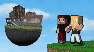 OPUSZCZONE, PODNIEBNE MIASTA! - Minecraft SKU FACTORY