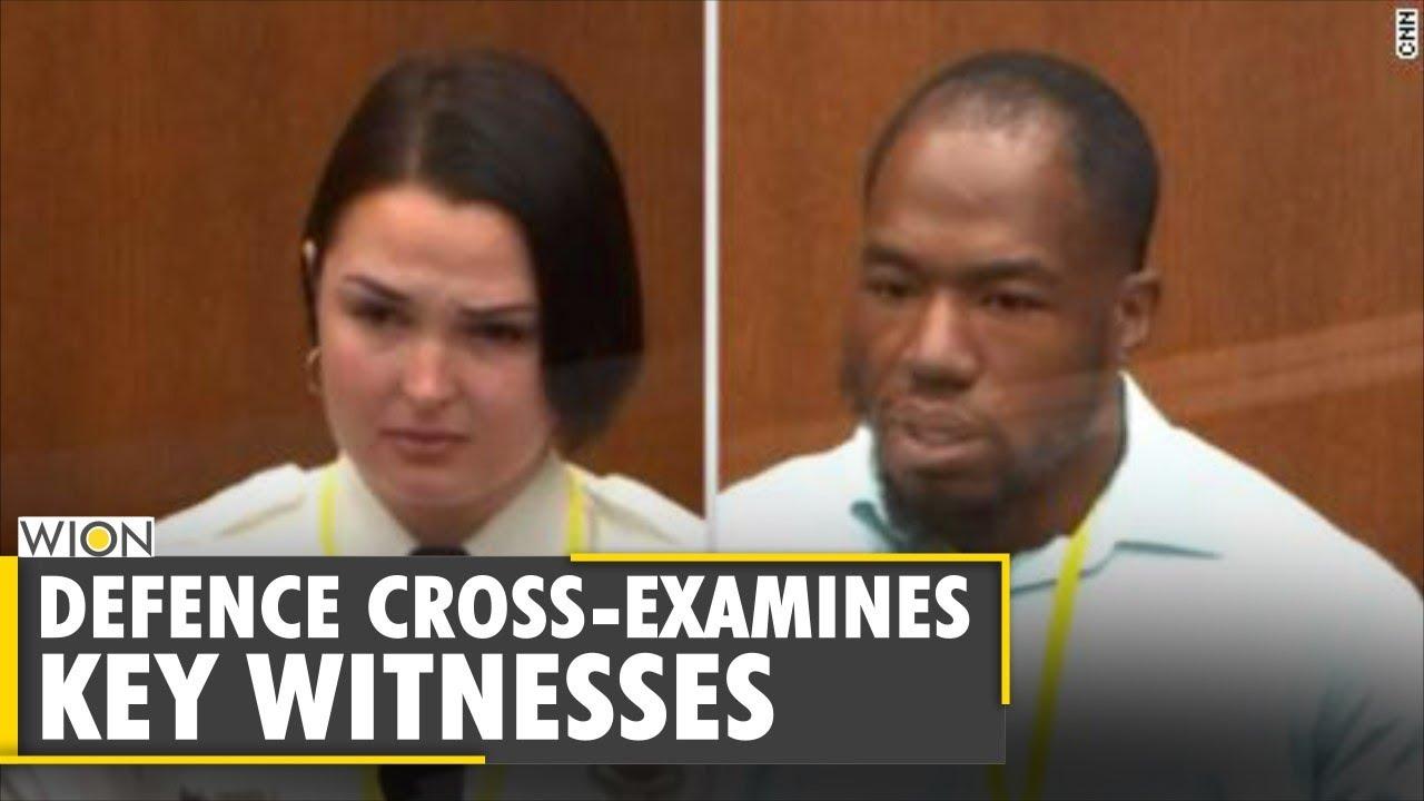 Judge admonishes witness in Derek Chauvin trial   George Floyd   Latest English News   US Racism