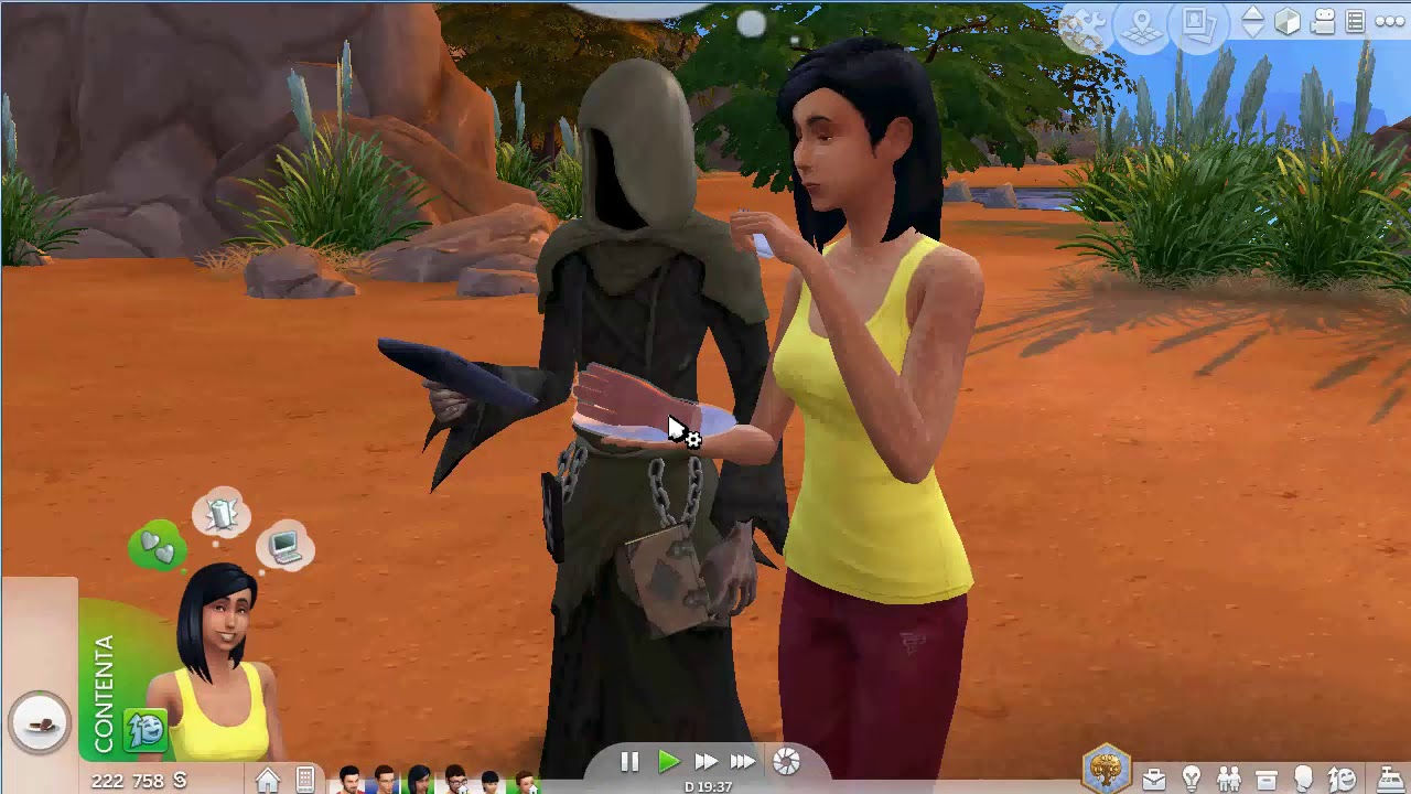Sims 4 Cannibal mod | Lipstick Alley